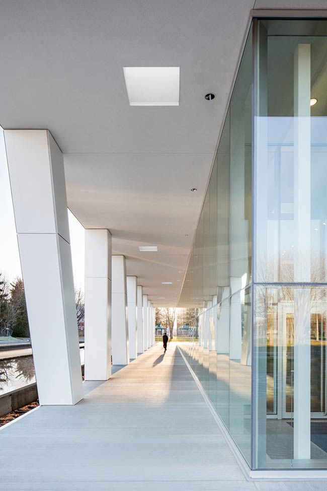 Diane-Dufresne Art Centre / ACDF Architecture