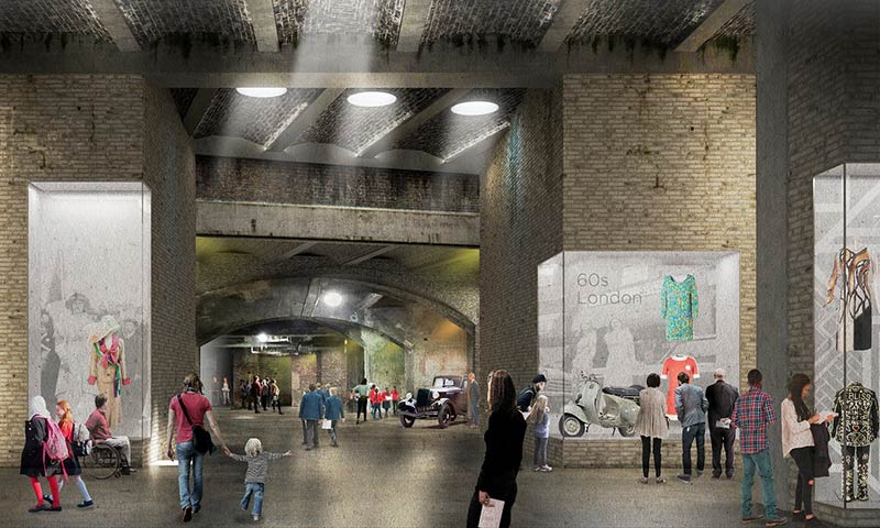 Smithfield General Market: the new Museum of London sets out its stall