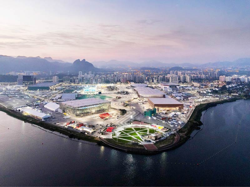After the Games, Rio's Stadiums Won't Rot - They'll Transform