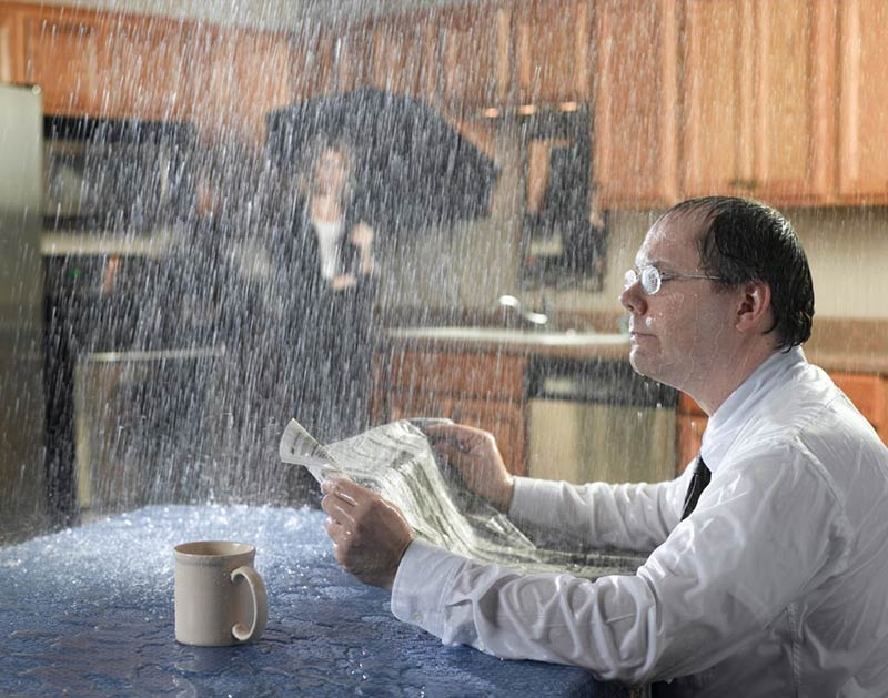 The Most Common Types of Roof Leaks