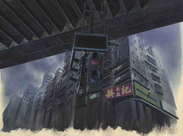 What anime architecture teaches us about the future of cities