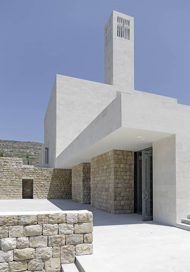 St. Elie Church / Maroun Lahoud