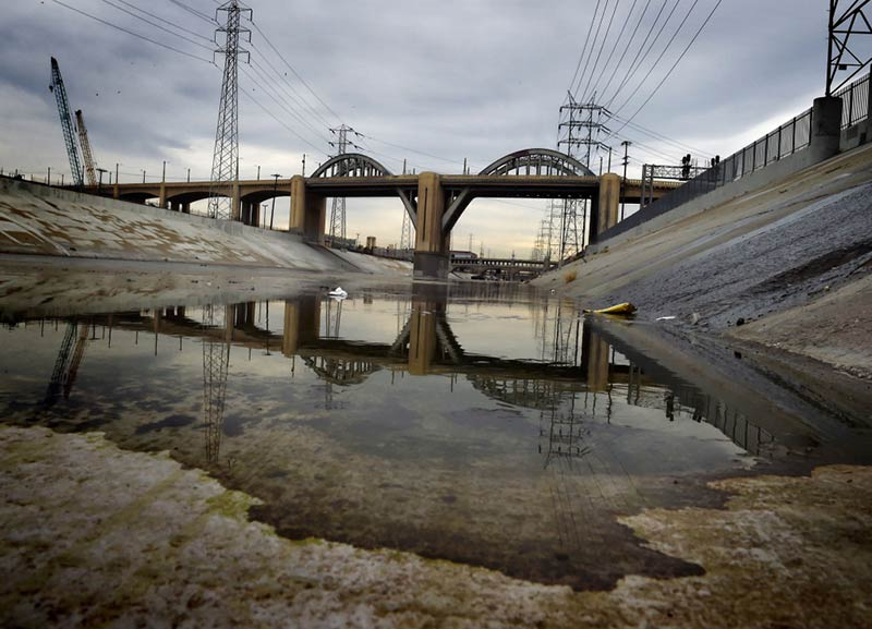 You can now own a piece of L.A.'s iconic, historic 6th Street Bridge