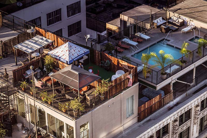 The Advantages of a Roof Garden and Why you Should Consider one for your Home