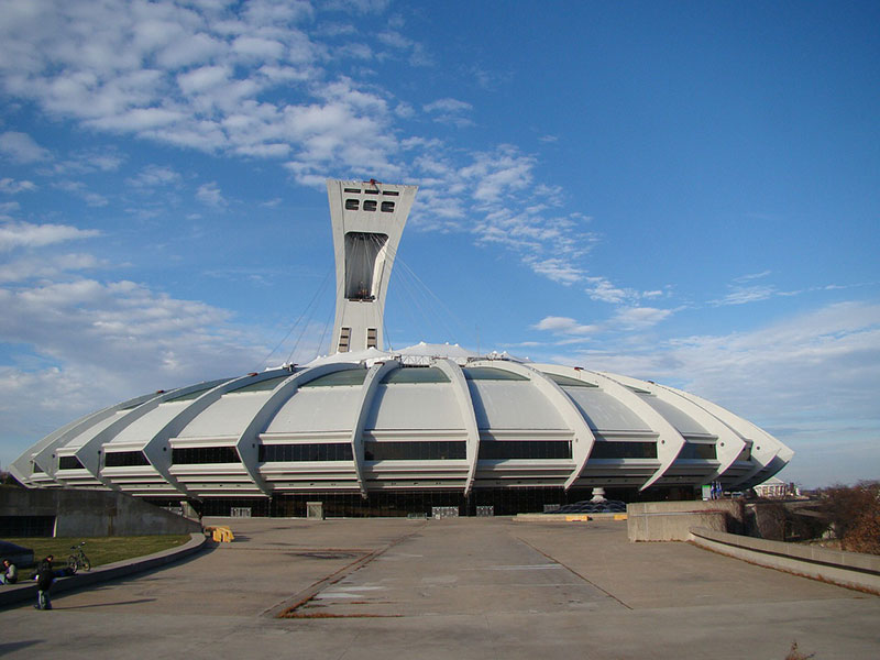 The Olympics' best Architecture designs of all time