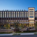 Som's the christ hospital joint and spine center wins 2016 aia/aah healthcare design award