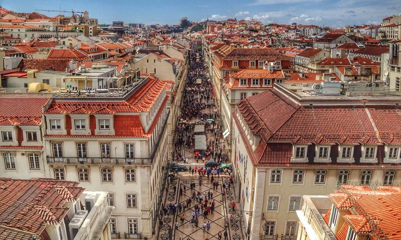 On the waterfront: Lisbon's riverside regeneration