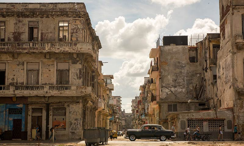 Havana's dirty truths: rubbish-strewn streets spark anger at city's failings