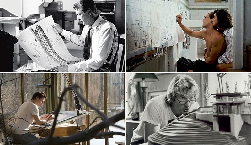 Hollywood Architects: Moviemakers love architects. As long as they are white men.