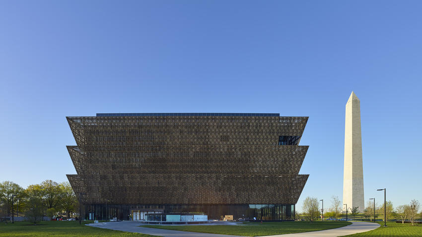 D.C.'s new African American museum is a bold challenge to traditional Washington architecture