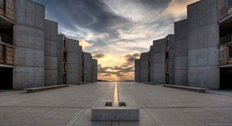 After years of study, architecture conservation efforts begin at Salk Institute of Biological Studies