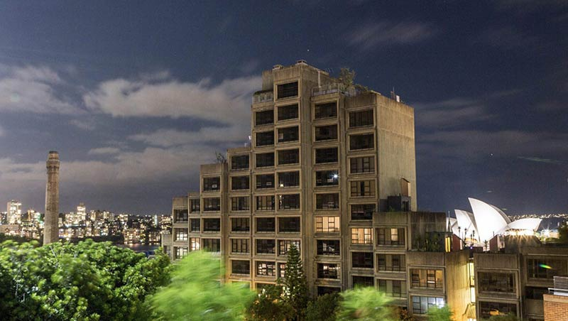 Blue collar workers in Sydney are taking a stand for brutalist architecture