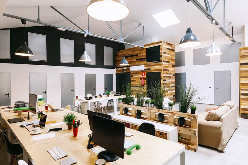 A few office design trends that can make real difference for Office design trends
