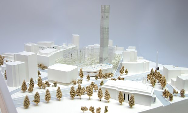Winning Design announced for New Art Museum in Beirut, Lebanon