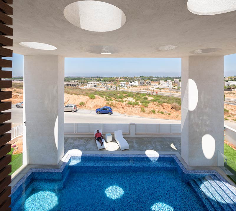 House in irus / d & h israelevitz architects