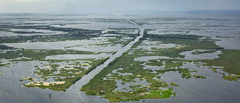 Why Louisiana's Disappearing Coastline is a Political Problem