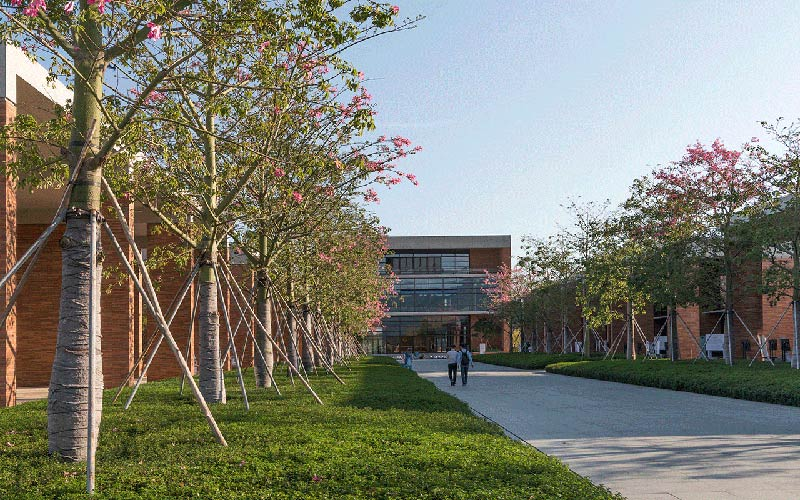 Foster's China Resources University opened in Shenzhen, China