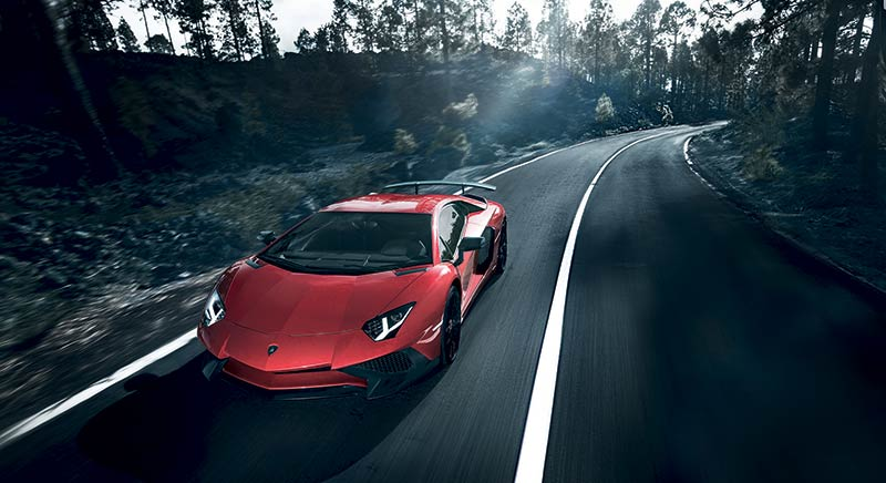 Call for Submission - Lamborghini Road Monument