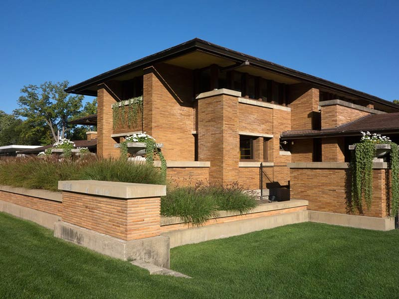 The Best City to Experience Frank Lloyd Wright Architecture Is…
