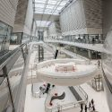 Designed by Foster + Partners, The Hankook Tire R+D Centre, Hankook Technodome opens in South Korea