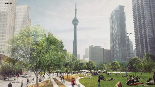 As Toronto rapidly evolves, Rail Deck Park is needed
