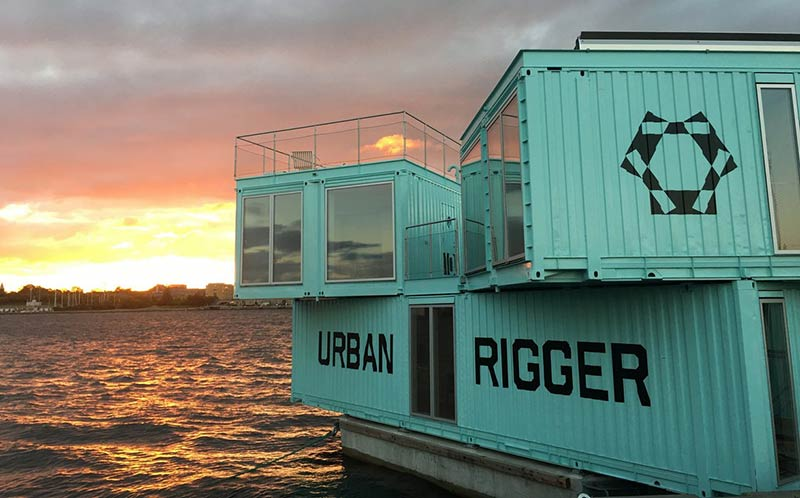 Floating homes: a solution to flooding, crowded cities and unaffordable housing