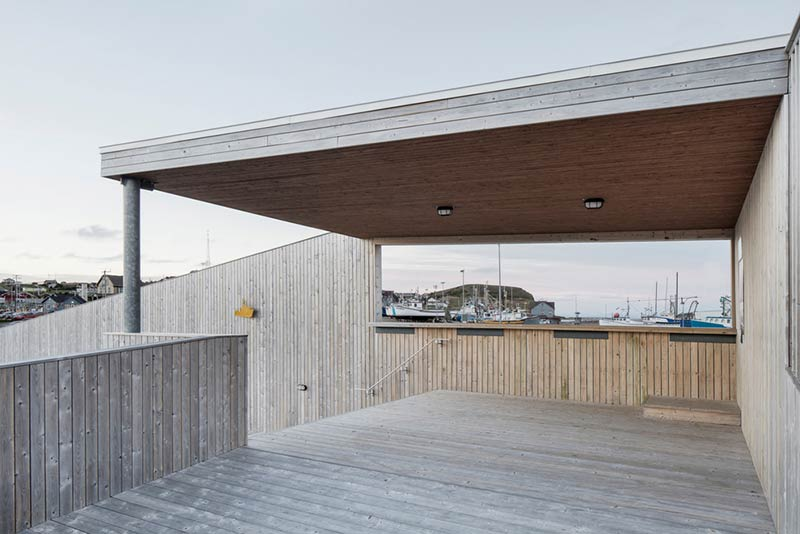 The Place des Gens de Mer / Bourgeois - Lechasseur architectes