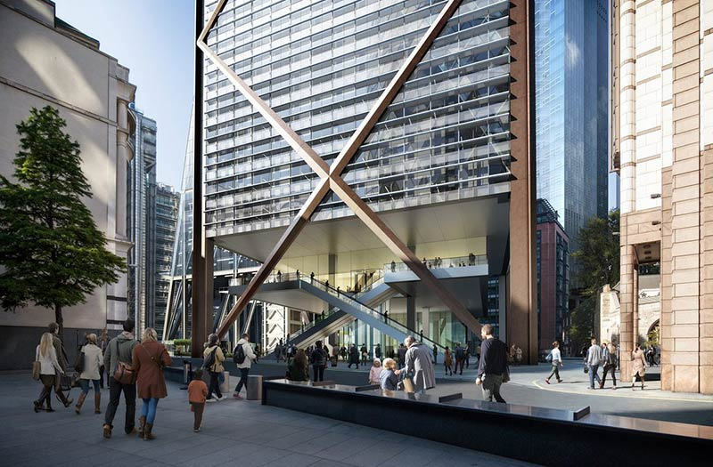 London's 73-storey Trellis skyscraper gets green light