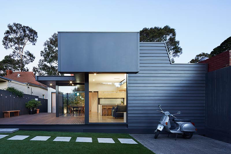 Pod House / Nic Owen Architects