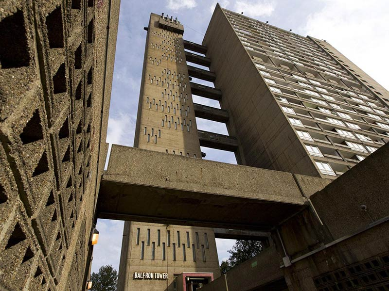 UK Government declares war on Brutalist architecture