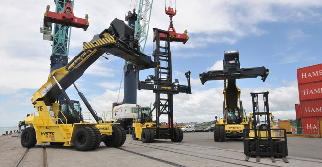 Increase Forklift Safety at Your Business
