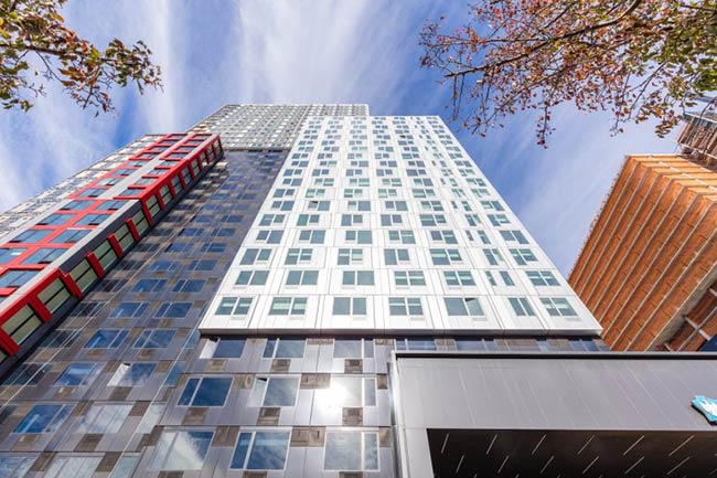 Touring The World's Tallest Modular Building