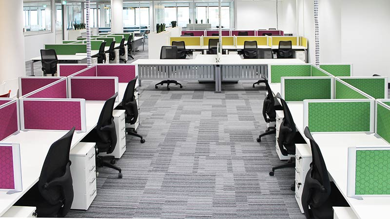 5 Things to Note When Deciding On an Office Fitout for Your Business