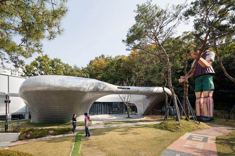 Pinocchio gets his own fantastical museum in Seoul