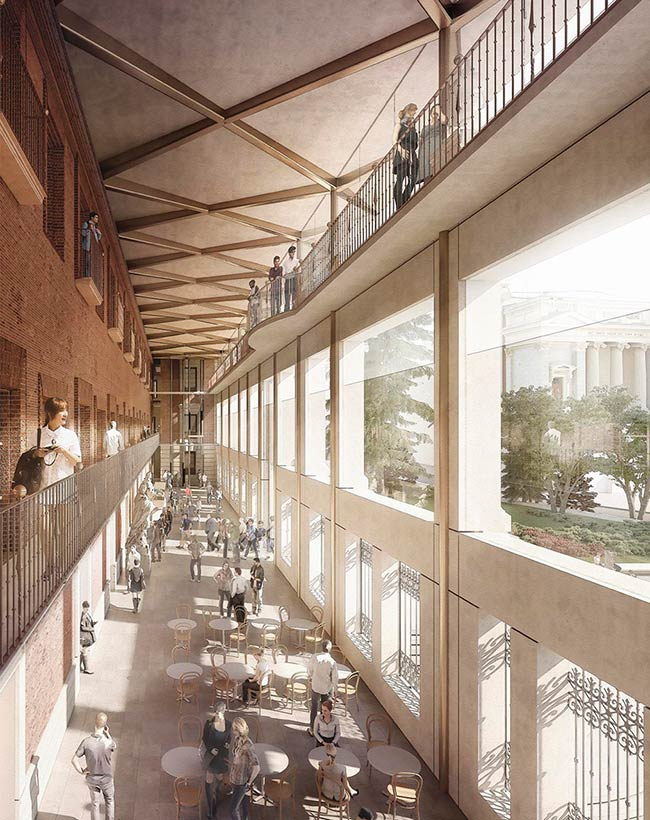 Foster + Partners and Rubio Arquitectura win international Prado Museum competition