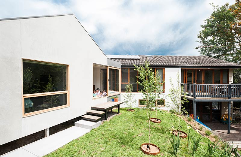 Doncaster House / Inbetween Architecture