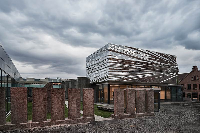 Snøhetta designs second expansion to Lillehammer Art Museum and Lillehammer Cinema
