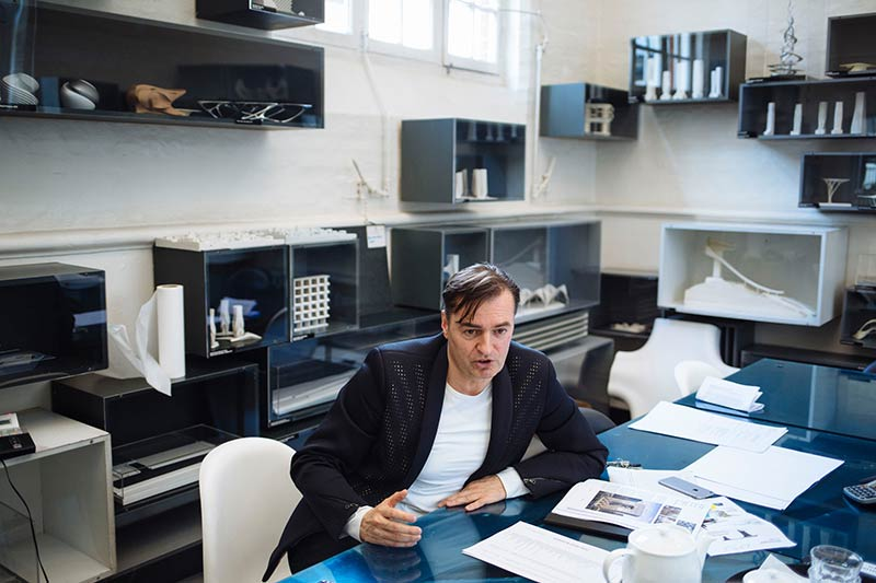 Zaha Hadid's Firm Distances Itself From Patrik Schumacher's Words