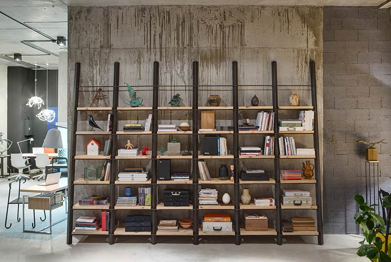 Beautiful shelving solutions for bookworms