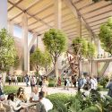 Foster + Partners' Oceanwide Center breaks ground