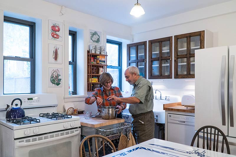 Home Renovation for the elderly
