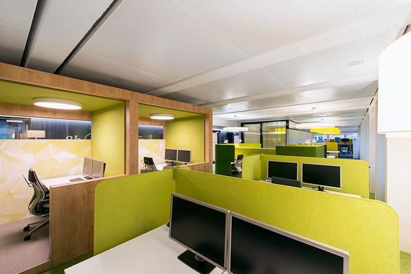 office by design. PwC Switzerland\u0027s Basel Office By Evolution Design I