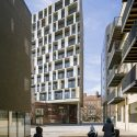 Pembury Circus, Hackney / Fraser Brown MacKenna Architects