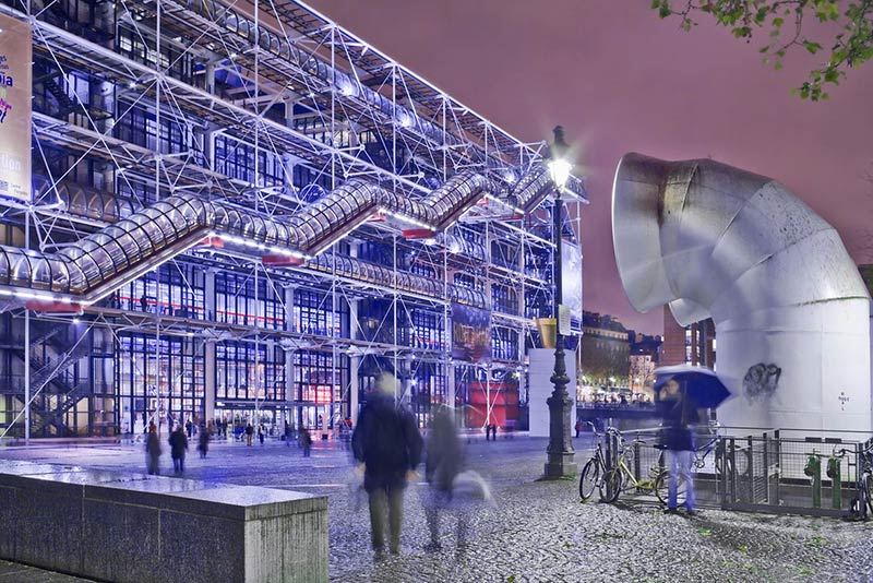 Pompidou Centre – a 70s French radical that's never gone out of fashion