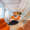 PwC Switzerland's Basel Office by Evolution Design