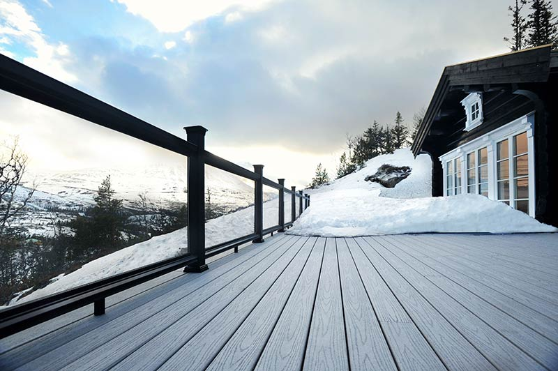 How To Protect Your Deck This Winter