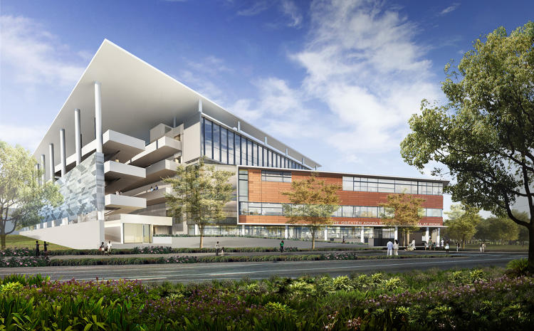 Ghana Ridge Hospital by Perkins + Will