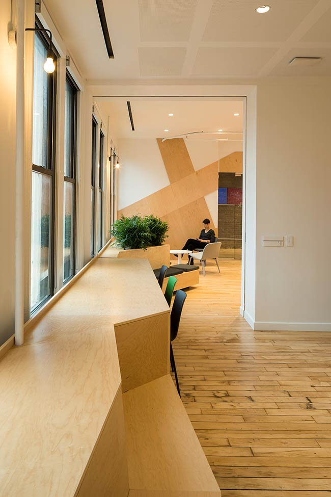 Slack NYC Headquarters / Snøhetta
