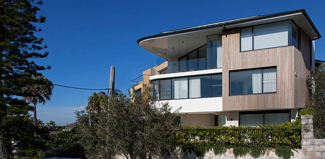 Tamarama House / Porebski Architects