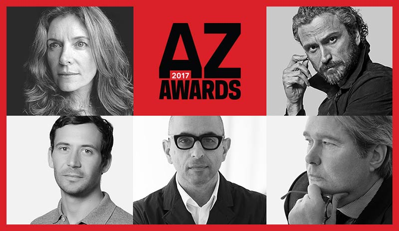 Announcing the 2017 AZ Awards Jurors